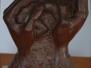 La creació en bronze